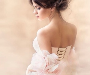 beauty, romantic, and bridal image