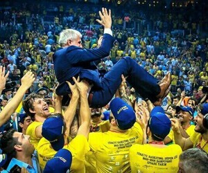 Basketball, champion, and euroleague image