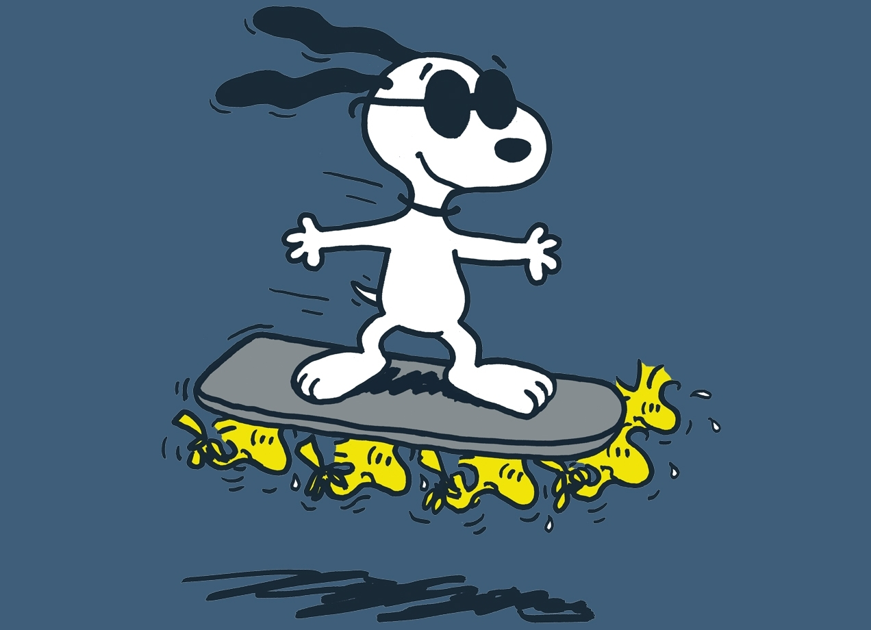 cartoons, illustration, and snoopy image