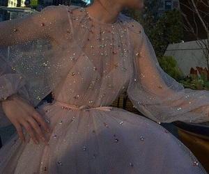 beauty, sparkle, and dress image