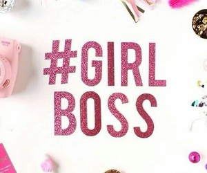 boss and pink image