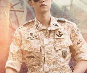 song joong ki, dots, and love image