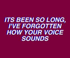 quotes, indie, and sad image