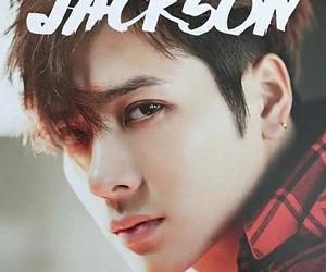 got7 and jackson image