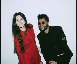 music, lust for life, and the weekend image