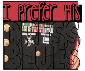 Hot, marine corps, and dress blues image