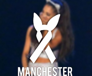 manchester, arianagrande, and dangerouswomantour image