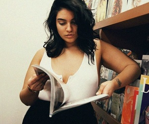 plus size, curvy girl, and character inspiration image