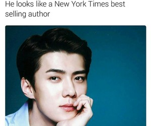 asian, exo, and oh image