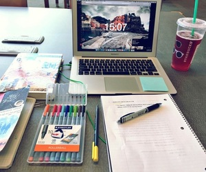 studying image