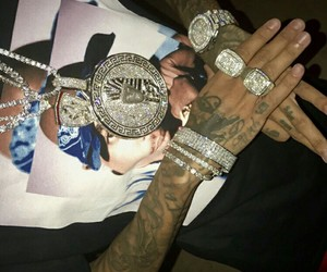 dope, ice, and jewelry image