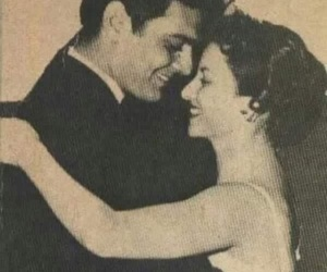 عمر الشريف and فاتن حمامة image