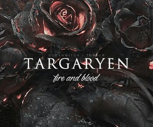 targaryen, got, and game of thrones image