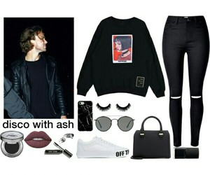 outfit, ashtonirwin, and Polyvore image