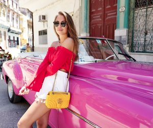 fashion, car, and summer image