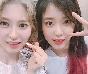 DIA, kpop, and iu image