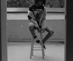 rap, prblms, and 6lack image