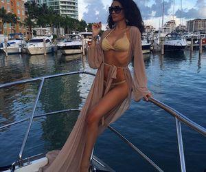 girl, luxury, and vogue image