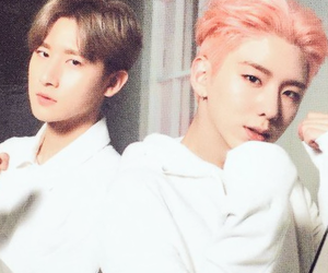ship, kihyun, and changki image