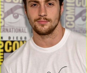 sexy, handsome, and aaron taylor johnson image