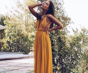 fashion, summer, and beautiful image
