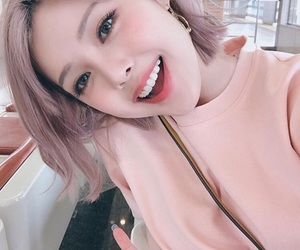 girl, korean, and pony makeup image