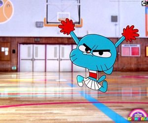 gumball and cartoon image