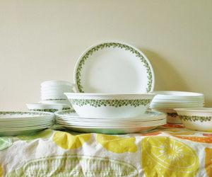 etsy, akitschisjustakitsch, and vintage dinnerware image