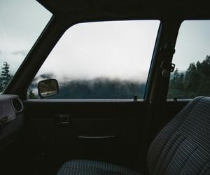 travel, adventure, and fog image