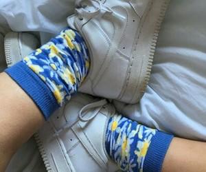 shoes, socks, and tumblr image