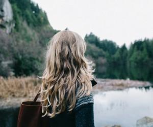 hair, nature, and tumblr image