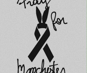 pray for manchester image