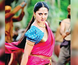 bahubali, anushka+shetty+, and anuska shetty image