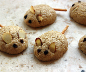 Cookies, mice, and dessert image