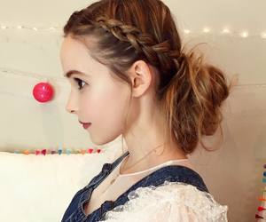adorable, girly, and blone image