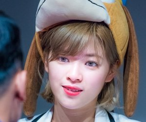 twice, fansign, and jeongyeon image