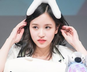 twice, fansign, and mina image