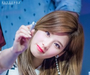 twice, fansign, and sana image