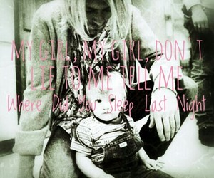 edit, nirvana, and kurtcobain image
