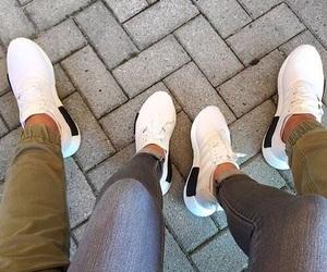 adidas, boyfriend, and couple image