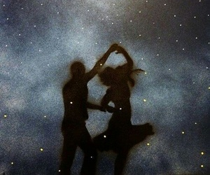 love, dance, and stars image