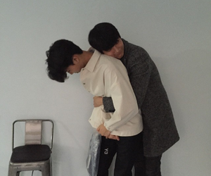 asians, ulzzang couple, and boys image