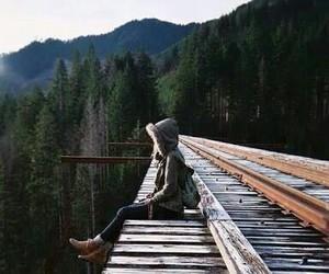 bridge, cold, and brain image