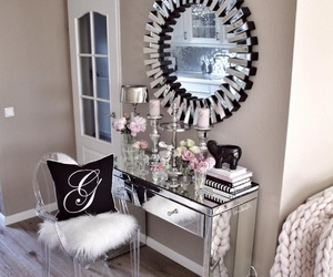 black, bling, and candles image