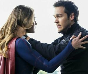Supergirl, karamel, and mon-el image