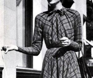 40s, dress, and fashion image