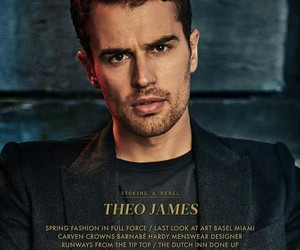 theo james four image