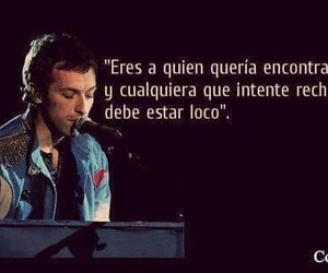 coldplay, love, and frases image