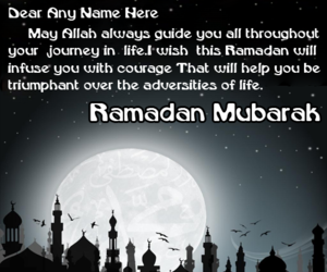 happy ramadan, ramadan greetings, and ramadan quotes image