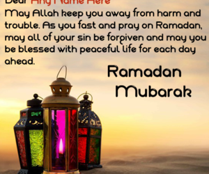 happy ramadan, ramadan wishes, and ramadan quotes image
